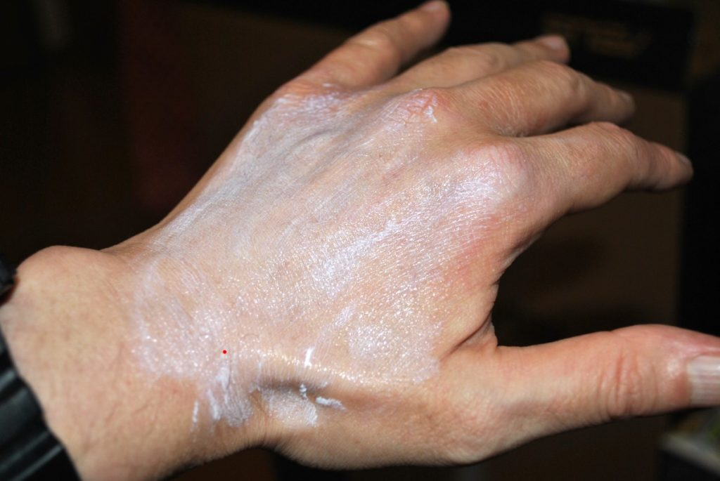 ダブルフラーレンモイストUVの美肌への効果