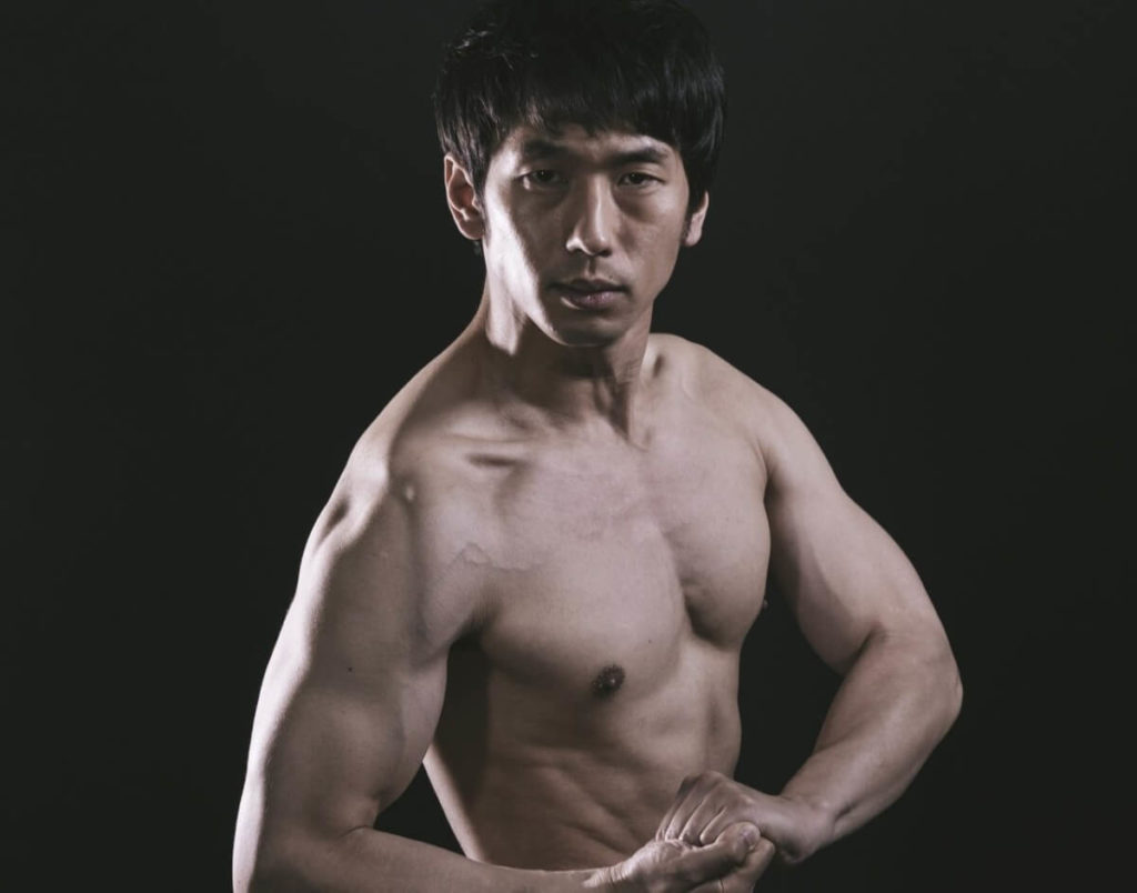 男性ホルモンが多いので筋肉質になりやすい