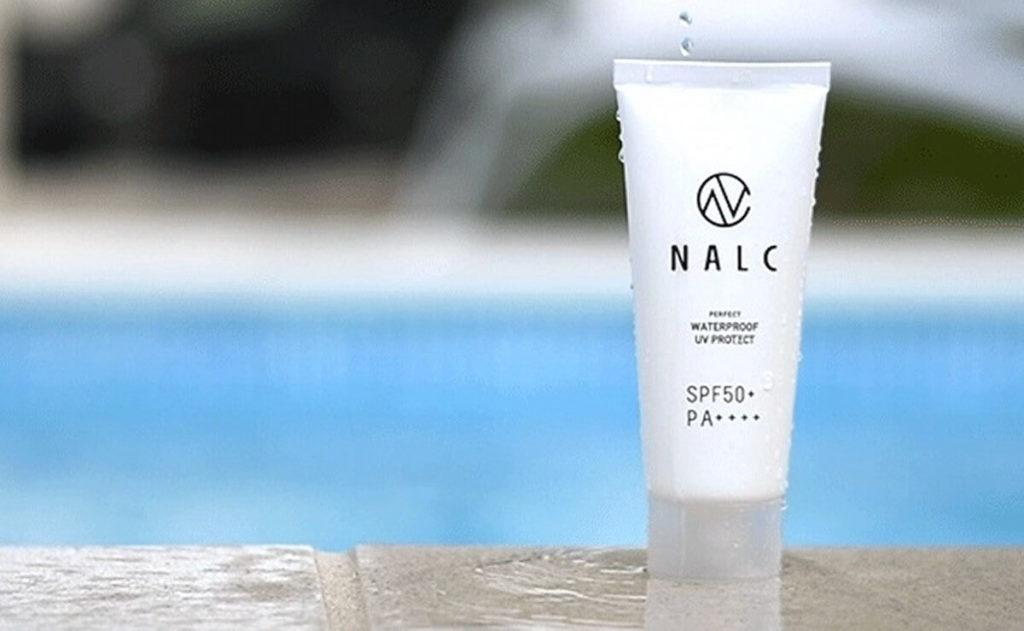 NALCウォータープルーフ UVプロテクト