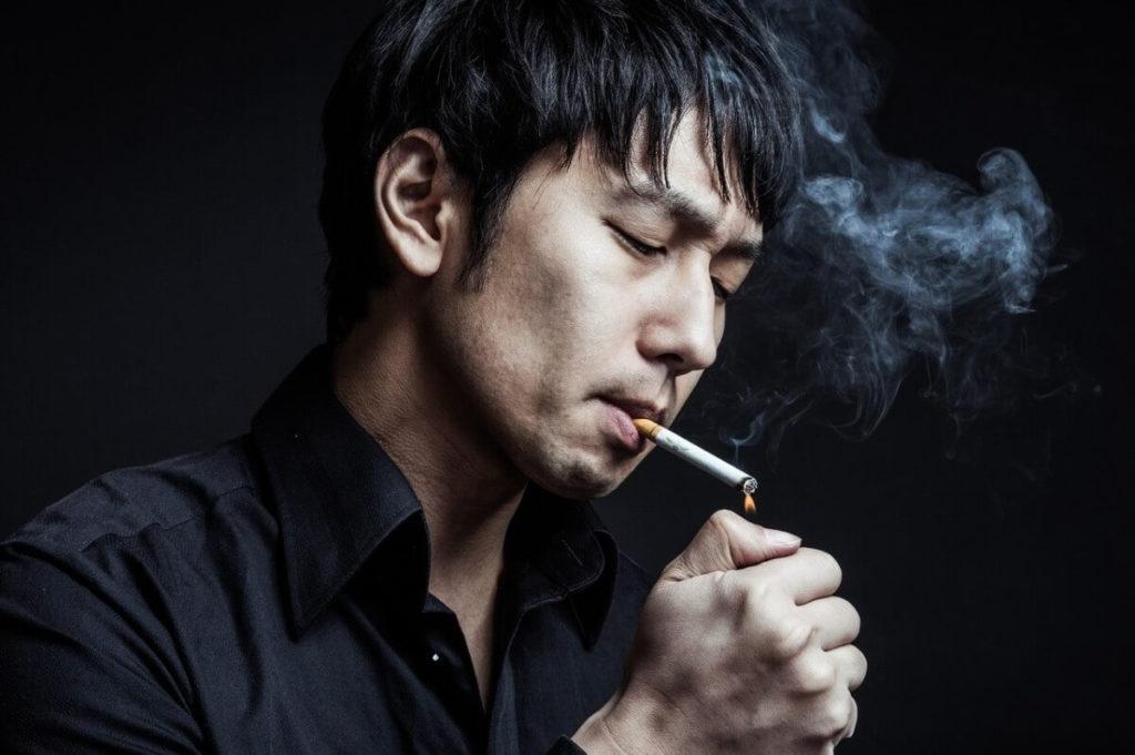 禁煙、副流煙を吸わない